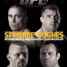 UFC 79 nemesis DVD 2008 zuffa 170 minutes used mint