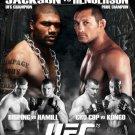 UFC 75 champion vs champion - jackson vs henderson DVD 2008 zuffa used mint