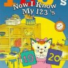 richard scarry's 123's - now i know my 123's VHS polygram cinar 25 minutes used