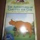 papa beaver's story time - adventures of carlitta the cow VHS 1997 readers digest young families