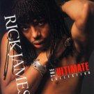 rick james - ultimate CD 1997 motown 13 tracks used mint