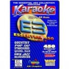 karaoke essential 450 volume 3 on 30 CD+G discs chartbuster karaoke new