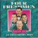 four freshmen - 22 legendary hits CD 1995 cema used mint