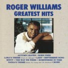 roger williams - greatest hits CD 1990 curb 10 tracks used mint