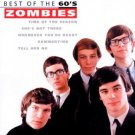 zombies - best of the 60's CD 2000 disky 18 tracks used mint