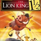 lion king 1 1/2 DVD 2004 disney used mint