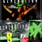 WWE: D-Generation X DVD 2006 used mint