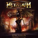 metalium - incubus chapter seven CD 2008 armageddon tokuma japan 11 tracks used mint