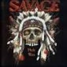 savage - holy wars CD 1996 neat metal pony canyon japan 14 tracks used mint