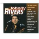 johnny rivers - 36 all-time greatest hits CD 3-discs 1998 EMI capitol used mint