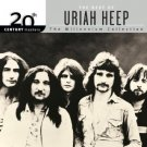 uriah heep - best of uriah heep CD 2001 island def jam mercury 12 tracks used mint