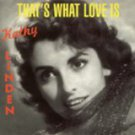 kathy linden - that's what love is CD 1994 golden sandy records 34 tracks used mint