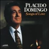 placido domingo : songs of love CD 2 discs 1995 heartland 24 tracks total used like new