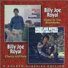 billy joe royal - down in the boondocks / cherry hill park CD 1997 sony collectables used mint