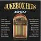 jukebox hits of 1960 - various artists CD 1991 double d entertainment 29 tracks used mint