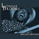 lonnie brooks - deluxe edition CD 1997 alligator records 15 tracks used mint