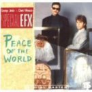 special efx - peace of the world CD 1991 grp 9 tracks used mint
