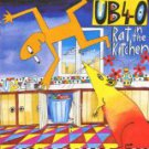 UB 40 - rat in the kitchen CD 1986 A&M virgin 9 tracks used mint