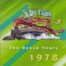 soul train the dance years 1978 - various artists CD 1999 rhino 14 tracks used mint