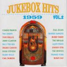 jukebox hits of 1959 vol.2 - various artists CD 1991 double d 29 trcks used mint