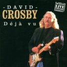 david crosby - deja vu CD 2001 disky 14 tracks used mint
