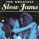 greatest slow jams - various artists CD 2000 right stuff 17 tracks used mint