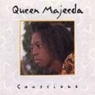 queen majeeda - conscious CD 1993 heartbeat 10 tracks used