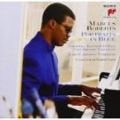 marcus roberts - portraits in blue CD 1996 sony 3 tracks used mint