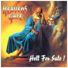 heavens gate - hell for sale CD 1992 steamhammer 12 tracks used mint