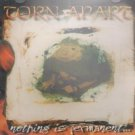 torn apart - nothing is permanent ... CD 1997 beach 9 tracks used mint