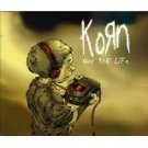 korn - got the life CD single 1998 sony immortal 4 tracks used
