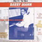 barry mann - inside the brill building CD 3-discs 1995 brill tone records used mint