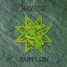 savage - babylon CD 1996 neat metal pony canyon japan 11 tracks used