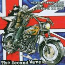 second wave - 25 years of NWOBHM CD 2003 communique 15 tracks used mint