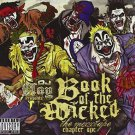 dj clay presents book of the wicked chapter one CD 2010 psychopathic used