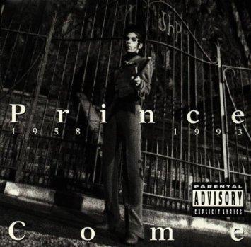prince - come CD 1994 warner 12 tracks