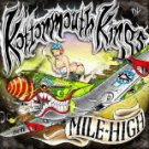 kottonmouth kings - mile high CD 2012 suburban noize 18 tracks used mint