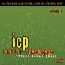 insane clown posse - forgotten freshness volume 4 CD 2-discs 2005 psychopathic used mint