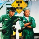 men at work - charlie sheen + emilio estevez DVD 1990 MGM used mint