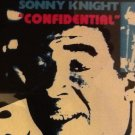 sonny knight - confidential CD pacific 25 tracks used mint