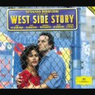 leonard bernstein conducts west side story - te kanawa + carreras CD 2-discs 1985 DG