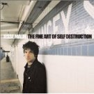 jesse malin - fine art of self destruction CD 2003 sheridan artemis 13 tracks used mint