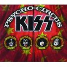 kiss - psycho-circus CD single 1998 mercury polygram 4 tracks used mint