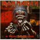 iron maiden - a real dead one CD 1993 capitol 12 tracks used near mint