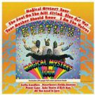 beatles - magical mystery tour CD 1967 original sound 1987 EMI 11 tracks used