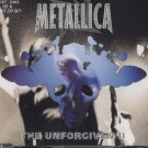 metallica - unforgiven II part one CD single 1998 verigo 4 tracks used mint