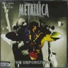 metallica - unforgiven II part three CD single 1998 vertigo 4 tracks used like new