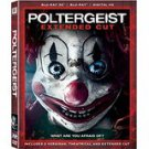 poltergeist - extended cut BLURAY 3D + bluray + digital HD used mint