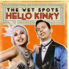 wet spots - hello kinky CD made in canada 10 tracks used mint