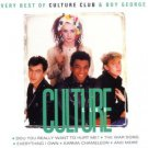 culture club - very best of culture club & boy george CD 1997 disky 16 tracks used mint